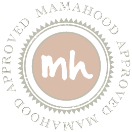 MAMAHOOD STAMPS (GREY)