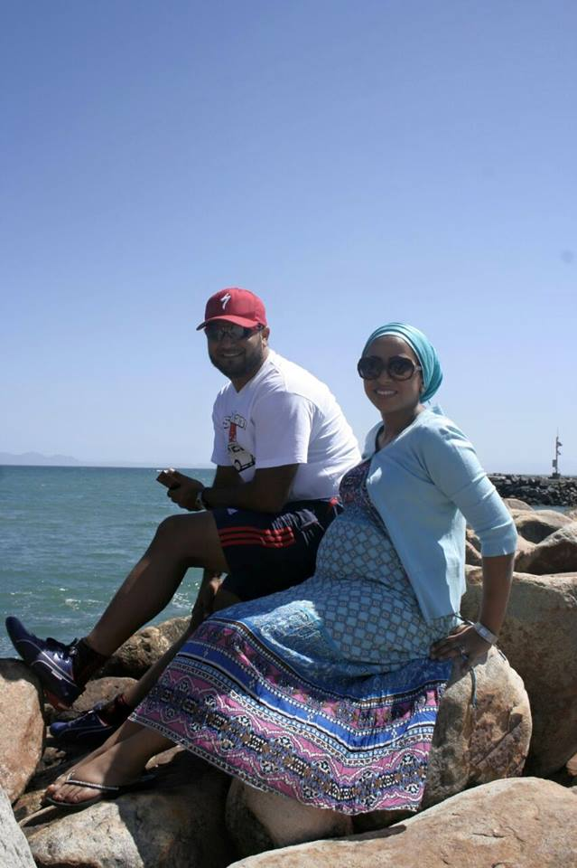 M&H Pregnant in cape town pic
