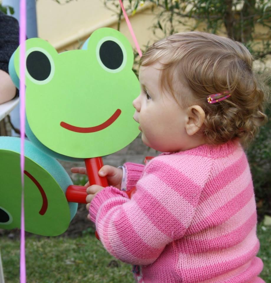 Charly & Froggie