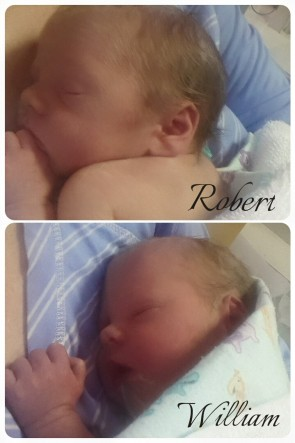 Robert & William Roux