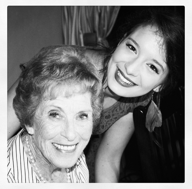 Jess & Her Grandmother