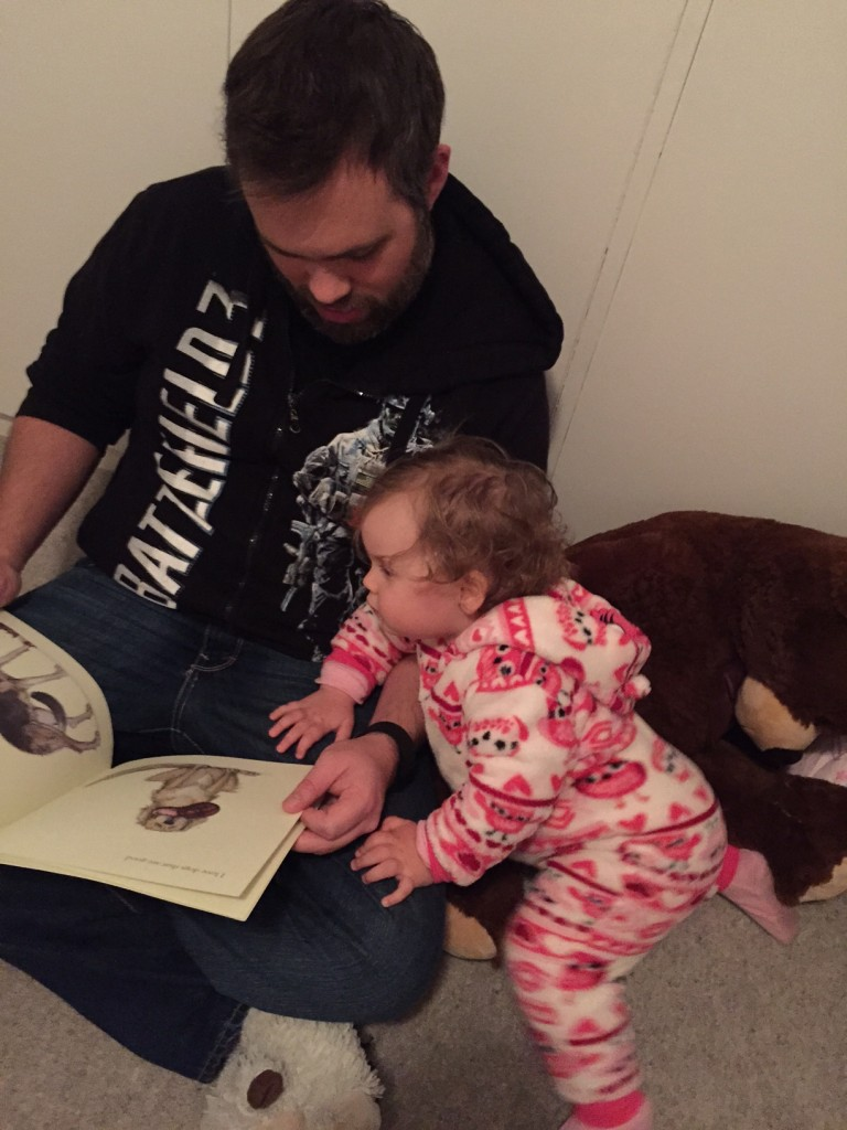 Daddy reads Dogs