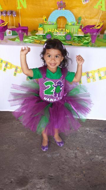 Hanaan 2nd birthday