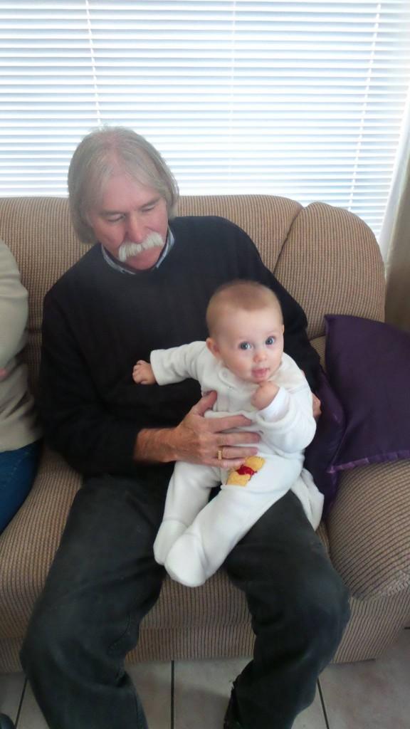 Kenzi & Grampa