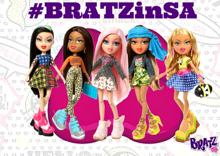 #BRATZinSA