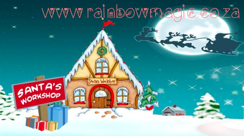 Rainbow Magic Santa's workshop