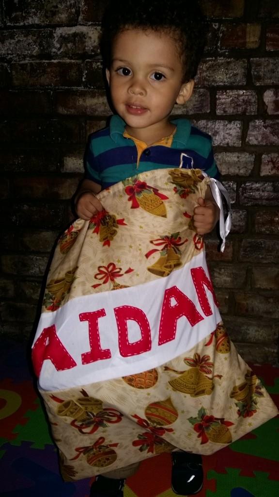 Aidan Christmas Sack