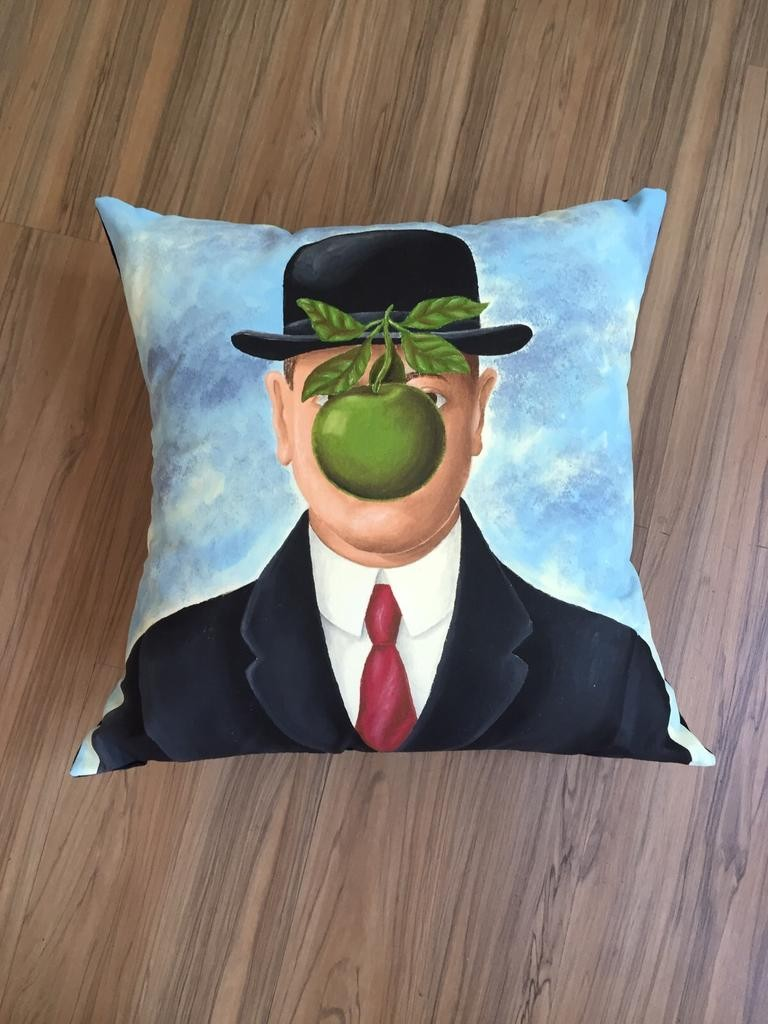Brett's pillow