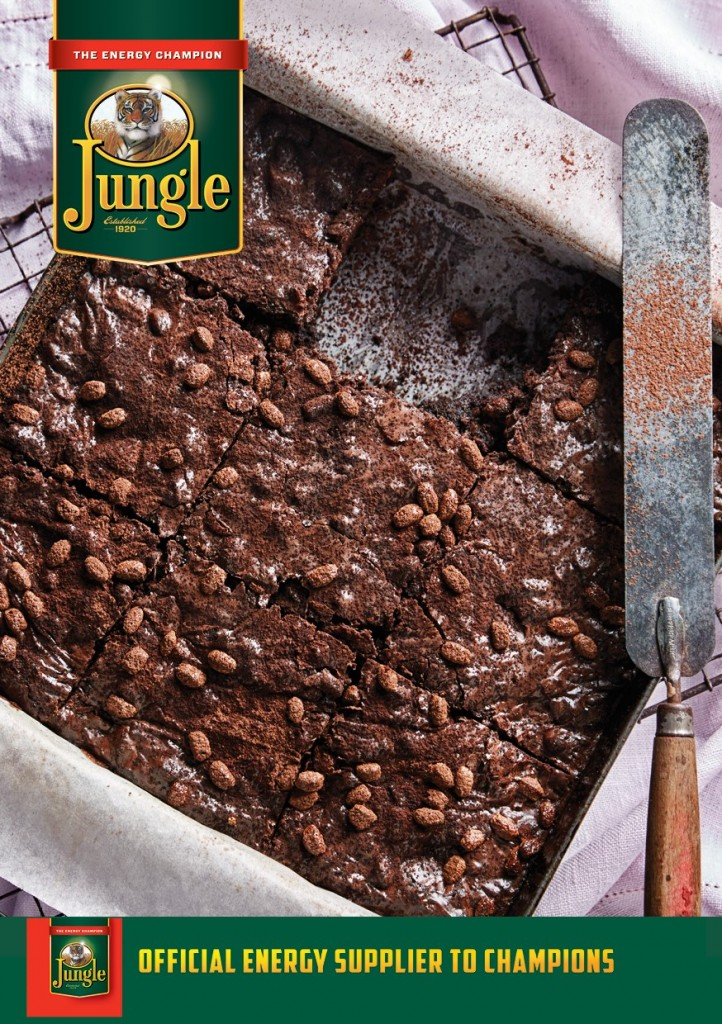 Jungle Oats Crunchalot Brownies 1.1