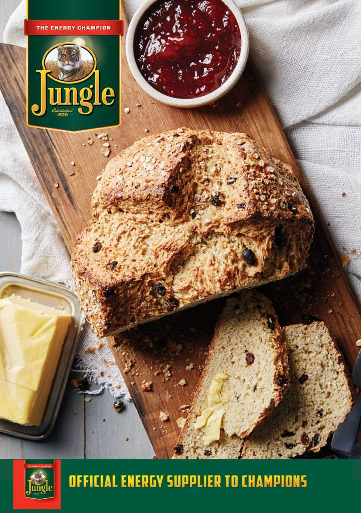 Jungle Oats Raisin Bread 1.1