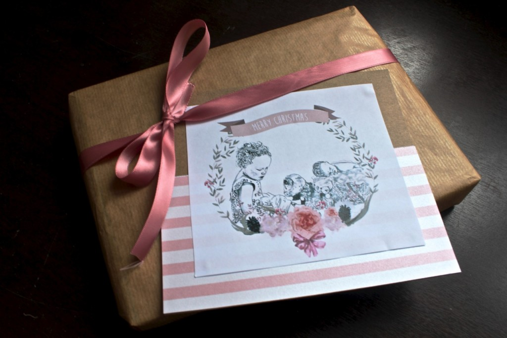COPYRIGHT WH Pink gifts