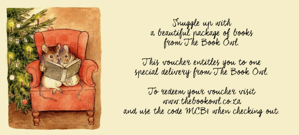 The Book Owl christmas voucher