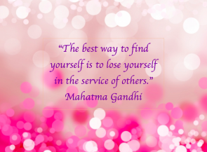 Gandhi Quote