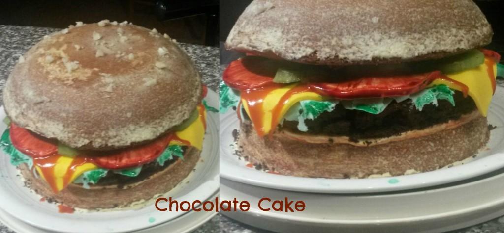 COPYRIGHT MLM Choc cake