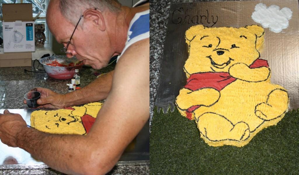 COPYRIGHT MLM Pooh bear
