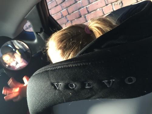 Volvo Britax mirror peep