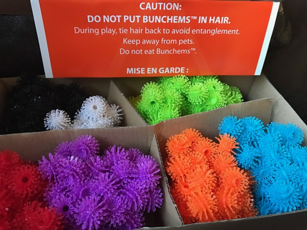 bunchems hair warning