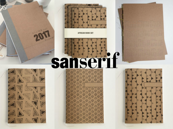 sanserif-notebooks