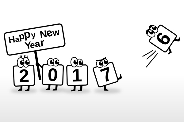 Goodbye 2016 good riddance