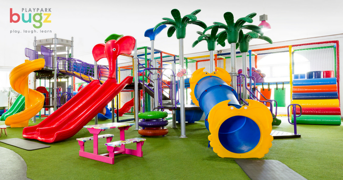 bugz playpark SM