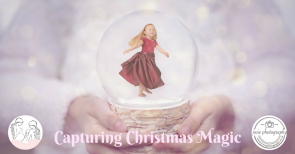 COPYRIGHT MLM Josie shoot snow globe