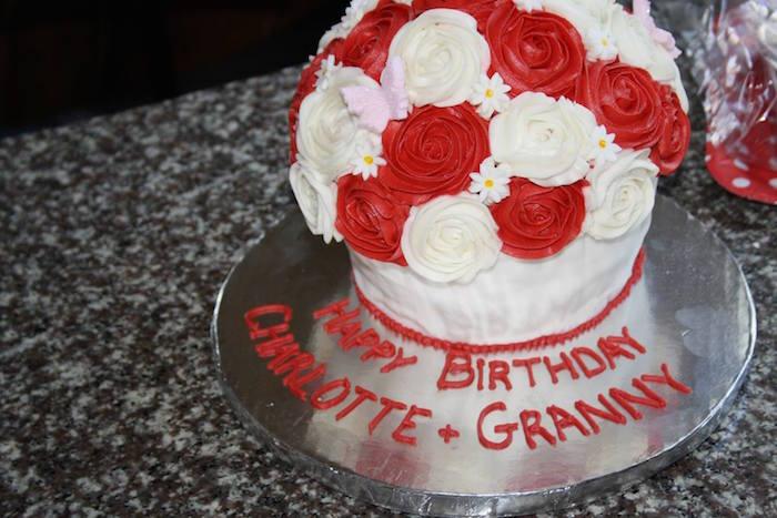 Charly + Granny cake