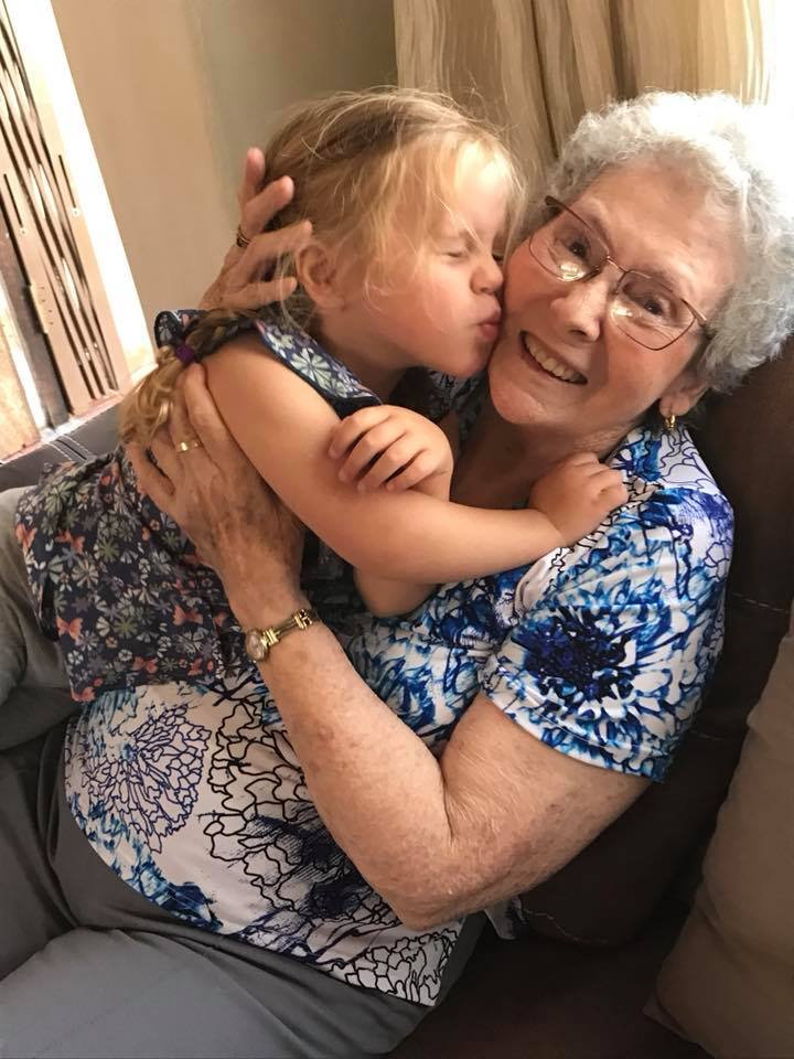 Charly and granny