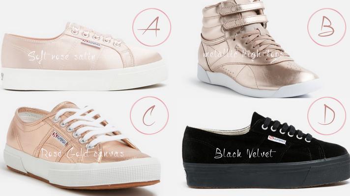 Reprioritising sneakers image