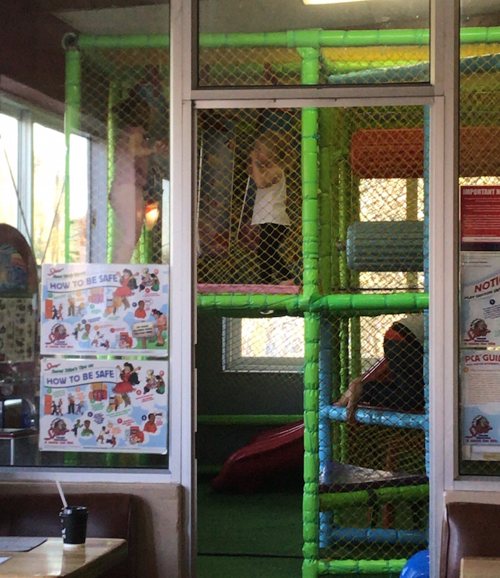 COPYRIGHT MLM MISSING CHILDREN PLAY AREA