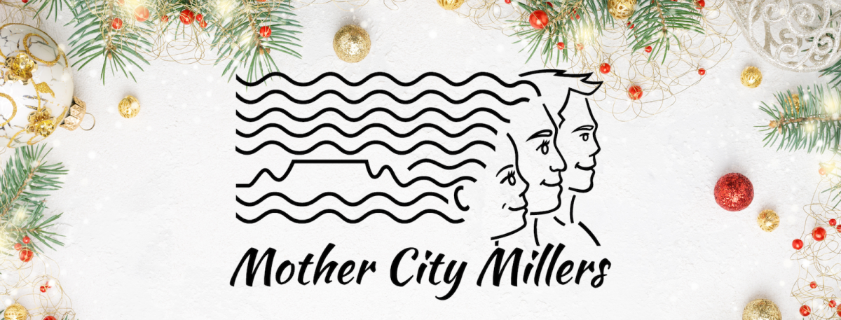Mother City Millers XMAS logo